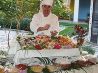 Ultimate Cuisine Catering - Cake Decorator in Miami, Florida