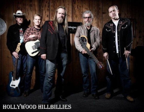 Hollywood Hillbillies