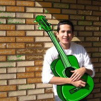 Uno, Dos, Tres con Andrés - World Music in Huntington, West Virginia
