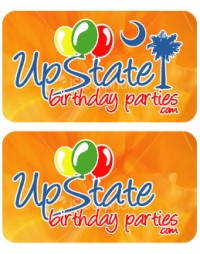 Upstate Birthday Parties