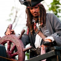 Utah Captain Jack - Pirate Entertainment / Johnny Depp Impersonator in Provo, Utah