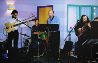 Puro Queso Jazz Quartet - Latin Band in Morgantown, West Virginia