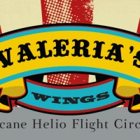 Valeria's Wings - Juggler in Branson, Missouri