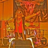 "Van Walen-""the ultimate van halen tribute show"" - Impersonator in Miami Beach, Florida"
