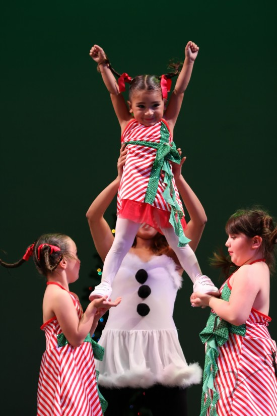 The Grinch Recital 2010 by V.A.D. Studio