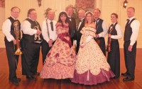 Victorian Quadrille Orchestra - Dance Band in Amherst, Massachusetts