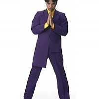 Vince Gibbs as Prince - Prince Impersonator in ,