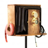 Vintage Chicago Photo Booth Rental - Fotio - Photo Booth Company in Crown Point, Indiana