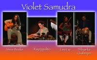 Violet Samudra - World Music in Bridgeport, Connecticut