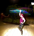 Brande Lee Hoop Dance