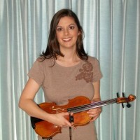 Virginia Forbrizzio Violinist - Violinist / String Quartet in Nashville, Tennessee