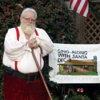 Visits From St. Nick - Impersonator in Columbia, Maryland