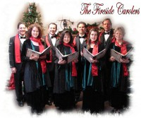 Vivace Voices, Ltd. & The Fireside Carolers - Barbershop Quartet in Salem, Oregon