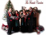 The Fireside Carolers Quartet
