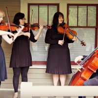 Viviamo String Quartet - Classical Music in Bainbridge Island, Washington