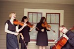 our rendition of traditional wedding favorite, Pachelbel's canon