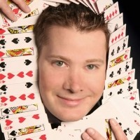 Las Vegas Magician Will Roya - Stilt Walker in Paradise, Nevada