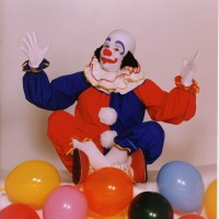 Waldo the Clown - Balloon Twister in Muncie, Indiana