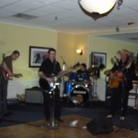 Walk the Line Band - Johnny Cash Impersonator / Tribute Artist in New Bedford, Massachusetts