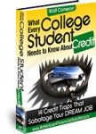 College Students Need Credit Skills