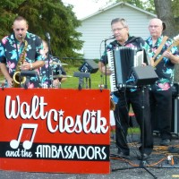 Walt Cieslik and the Ambassadors - Polka Band in Howell, Michigan