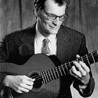 Walter Boruta - Classical Guitarist in Belmont, Massachusetts