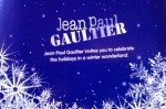 For Designer Jean Paul Gautier