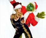 Madonna Tmpersonator Chris America 80s GRINCH CHRISTMAS