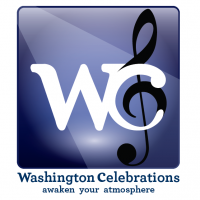 Washington Celebrations - Harpist in Alexandria, Virginia