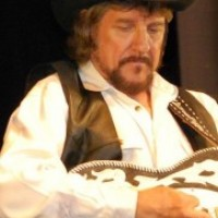 Waylon Jennings Tribute - Country Singer in Burleson, Texas