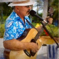 Wayne DeLoria - One Man Band in Whitmore Lake, Michigan