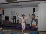Wayne King as Elvis