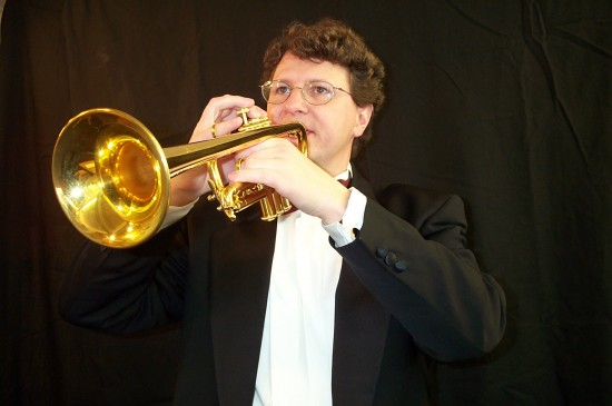Mark Bacon The Trumpet Soloist
