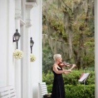 Wedding Violinist, Maura Kropke - Strolling Violinist in Wilmington, North Carolina