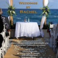 Weddings by Rachel - Wedding Officiant / Wedding Favors Company in Port St Lucie, Florida