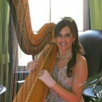 Wendy Blanc - Harpist in Paradise, Nevada