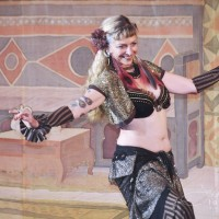 Wendy Marlatt - Rashani World Fusion Belly Dance - Dance in Napa, California