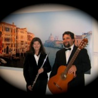 Wentworth-Romero Duo - Flute Player/Flutist / Classical Duo in Pacifica, California