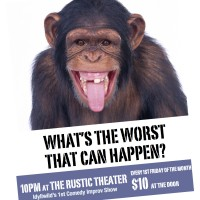 """What's The Worst That Can Happen?"" - Comedy Show in San Bernardino, California"