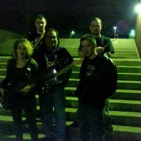 While Rome Burns - Rock Band in Flint, Michigan