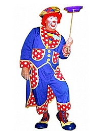 Whistles the Magic Clown