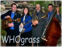 WHOgrass - Americana Band in Springfield, Missouri