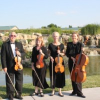Wichita String Quartet - Bagpiper in Derby, Kansas