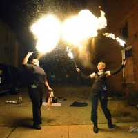 Wick'd Fire - Dance in New Britain, Connecticut