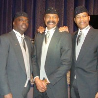 Wilbert Wil Hart - an Original Delfonic Live 2011 - R&B Group in Princeton, New Jersey
