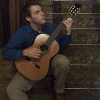 Will Burner, Guitarist - Classical Guitarist in Orange County, California