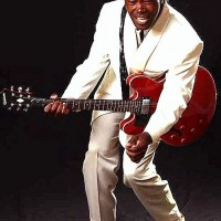 Will Glover Johnny B Goode - Chuck Berry Tribute / Oldies Tribute Show in Huntington Beach, California