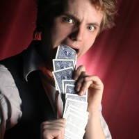 William Bradshaw - Illusionist in St Paul, Minnesota