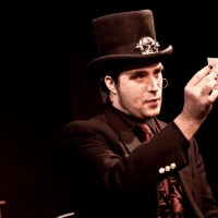 William Draven: Master of the Macabre - Pickpocket/Con Man Performer in Santa Ana, California