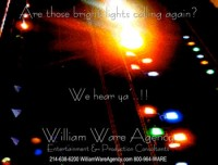 William Ware Agency - Arts/Entertainment Speaker in Plano, Texas